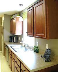 pendant light over sink above inside prepare 6