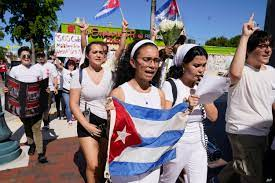 Aid Cubans, Hold Government Accountable ...