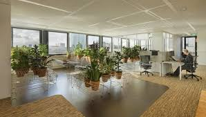 a design commissioned by atelier rijksbouwmeester for the utrecht tax office this project takes the idea of an indoor garden quite literally an abundance
