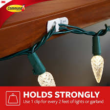 How To Hang Christmas Lights With Command Strips 29 Christmas Decorations To Help Get Your Home Ready For The