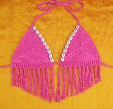 Crochet Bathing Suit Pattern