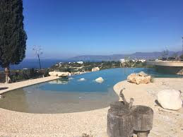 residential infinity pool. Brilliant Pool Swimming Pool Construction Cyprus For Residential Infinity Pool