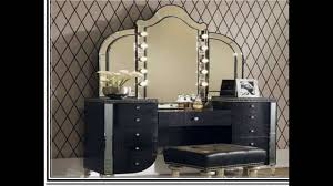 exquisite makeup vanity table with lighted mirror you dressing lights on maxresde