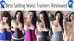 Yianna Waist Trainer Size Chart Waist Trainer Review 6 Brands On Amazon Waist Training Cinching Postpartum Wrap Faja