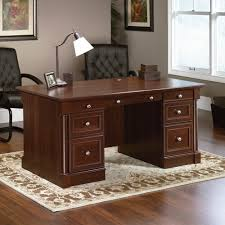 executive office desk cherry. Brilliant Cherry Executive Desk To Office Cherry H