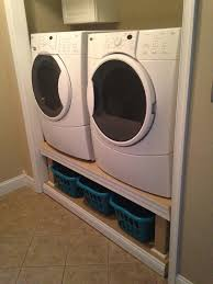 Washer And Dryer Dimensions Front Loading Live Laugh Love With Lana Washer Dryer Pedestal