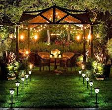 outdoor lamps for patio with patio furniture set and small round patio table