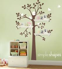 wall decor and shelving tree baby nursery 2 home lilys design ideas on wall designs for baby rooms with 34 baby room decals for walls wall decals safari jungle tree wall