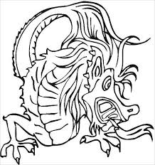On august 30, 2019september 6, 2019 by coloring.rocks! 9 Dragon Coloring Pages Free Pdf Format Download Free Premium Templates