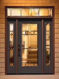 therma tru exterior doors contemporary
