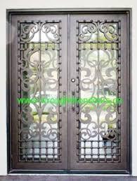 double storm doors. Wrought Iron Storm/screen Double Door Vs Side Light Set Up. Storm Doors T