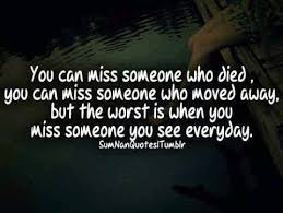 Moving Away Quotes Beauteous 48 'I Miss You' Quotes And Sayings With Pictures