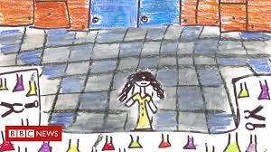 <b>Children drawing</b> more women in science - BBC News