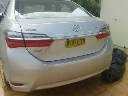 Prices For The New Facelift Corolla Revealed