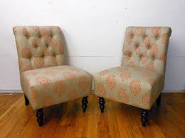 Slipper Chair Furniture Inspiring Target Slipper Chair For Pretty Furniture