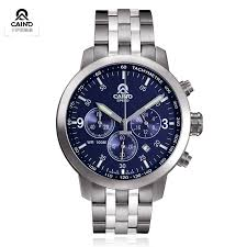 compare prices on expensive mens gifts online shopping buy low caino new men expensive quartz watches business leisure fashion men s watch 316l steel bracelet watch brand