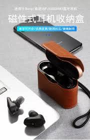 Tai Nghe Bluetooth Không Dây Sony Wf1000xm3 Vỏ Bảo Vệ Hộp Sạc 1000 Vỏ Bảo  Vệ XM3 Phụ Kiện Đậu Giảm Tiếng Ồn Túi Đựng Đồ 3 Thế Hệ Cá Tính SONY