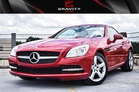 Find great deals on ebay for used mercedes slk control. 2012 Mercedes Benz Slk Class Slk 250 Stock 037818 For Sale Near Sandy Springs Ga Ga Mercedes Benz Dealer