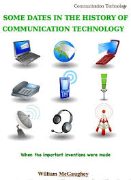 Some Dates In The History Of Communication Technology When The