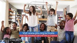 pbskids org activate call us 1 844 301 7120 for activation