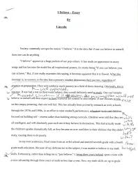 Personal Memoir Essay Examples Of Essays Co A Format Yomm