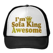 Sofa King Awesome Exellent Trucker Hat With Inspiration And Design Decorating
