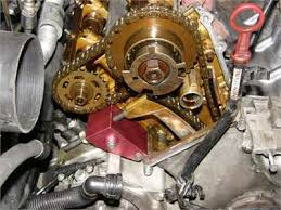 solved timing chain guides were damaged and chain needed fixya if i bring crank to top dead center how do i set cams