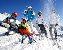 Image result for family ski trip