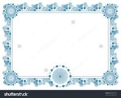 Free Blank Certificate Template - Kleo.beachfix.co