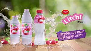 Image result for Pran product litchi juice