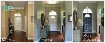 front door paint ideas 2How to Paint an Interior Door Hale Navy  The Turquoise Home