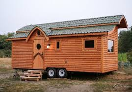 Small Picture The Damselfly House Zyl Vardos Tiny House on Wheels For Sale