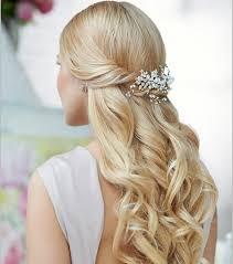 Image Coiffure Mariage Cheveux Long Blond Coiffure Cheveux