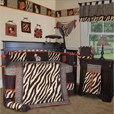 cool nursery bedding for boys cute square black gray cotton wall