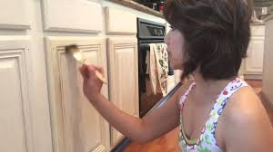 Small Picture Amy Howard Kitchen Makeover How to Paint and Distress Kitchen