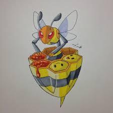 Trabahive By Champion Clouse Pokemon Breeds Pokemon Fan