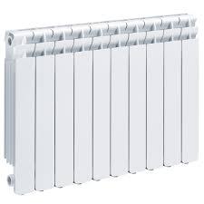 Radiatore in alluminio 10 elementi interasse 800 mm: prezzi e