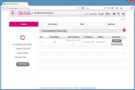 Converge admin password 2020 legit for zte f670l new router admin. Admin Page T Mobile 4g Hotspot Z64 T Mobile Support