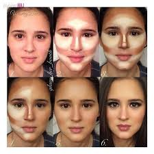 make your eye makeup perfect step 7 contouring is perfect for defining and highlighting your cheekbones jawbones and giving your nose