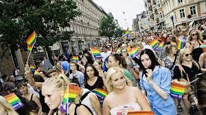 Gay and lesbians copenhagen