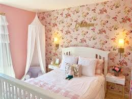 preppy pink little girl s room