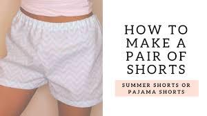 Pajama Shorts Pattern Awesome Inspiration Design