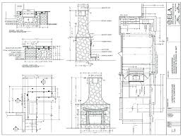 indoor fireplace plans pics construction