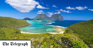 Lord howe island is just paradise. Lord Howe Island The Unspoiled Australian Paradise Whose Wildlife Is Being Killed By Plastic