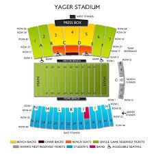 Yager Stadium Tickets