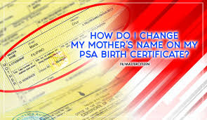 Problems With Nso Birth Certificate Mastercitizen S Blog