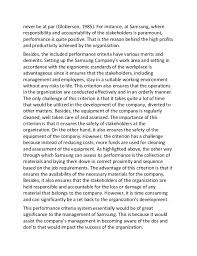 sample coursework essay on performance evaluation 4 never