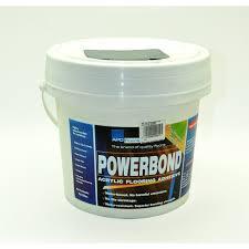 apo powerbond acrylic floor adhesive