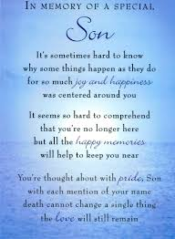 Loss Of A Son Quotes Fascinating 48 Quotes On Loss Of Son That Will Touch Your Heart EnkiQuotes