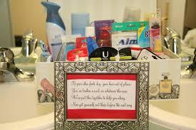 bathroom baskets for wedding reception. image of: wedding reception bathroom baskets kit for